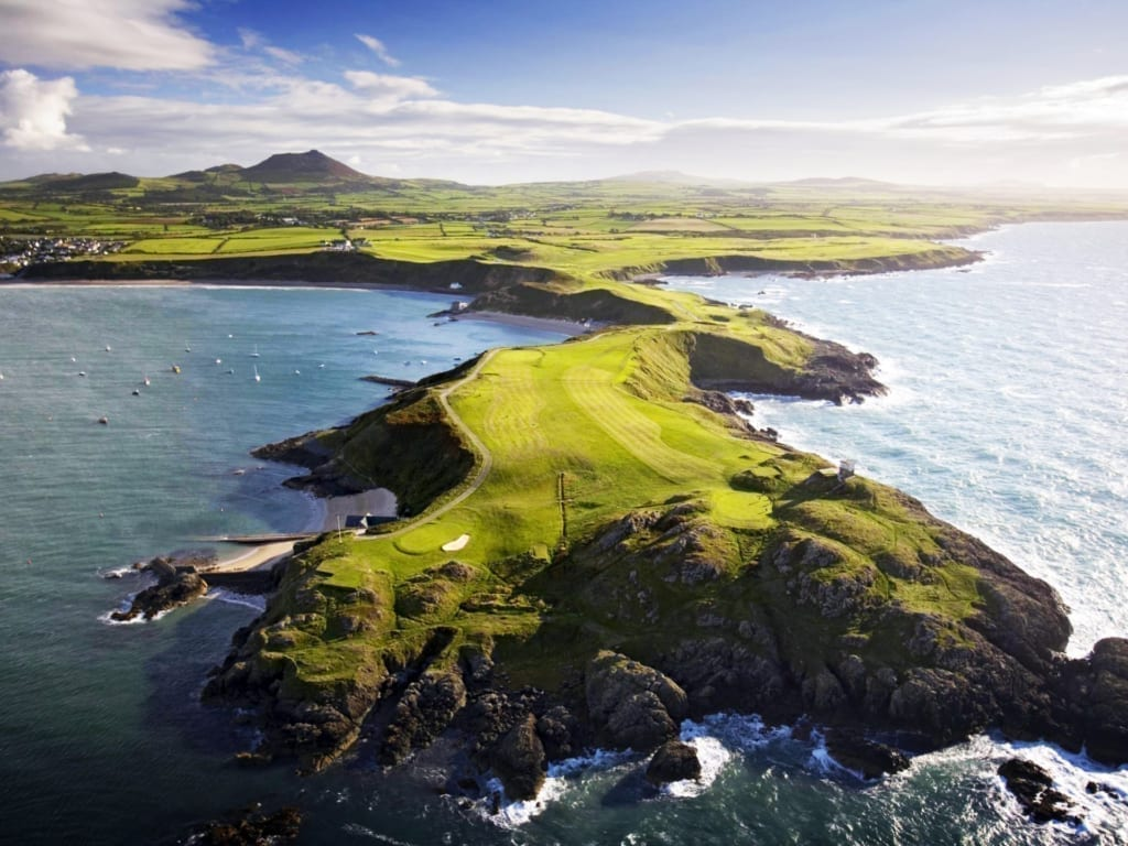 Nefyn and District Golf Course Wales