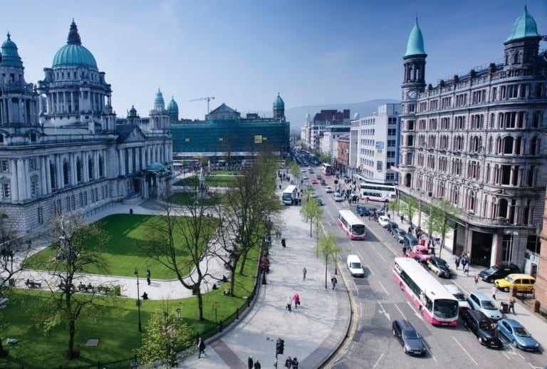 Belfast City Hall, Conference Venue