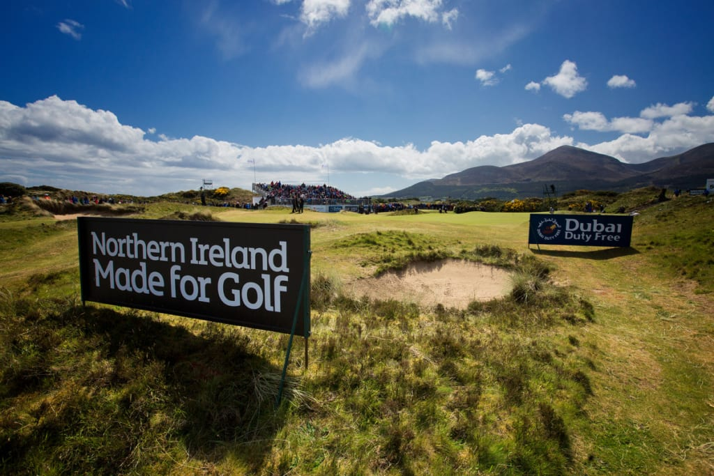 Irish open Northern Ireland Made for Golf
