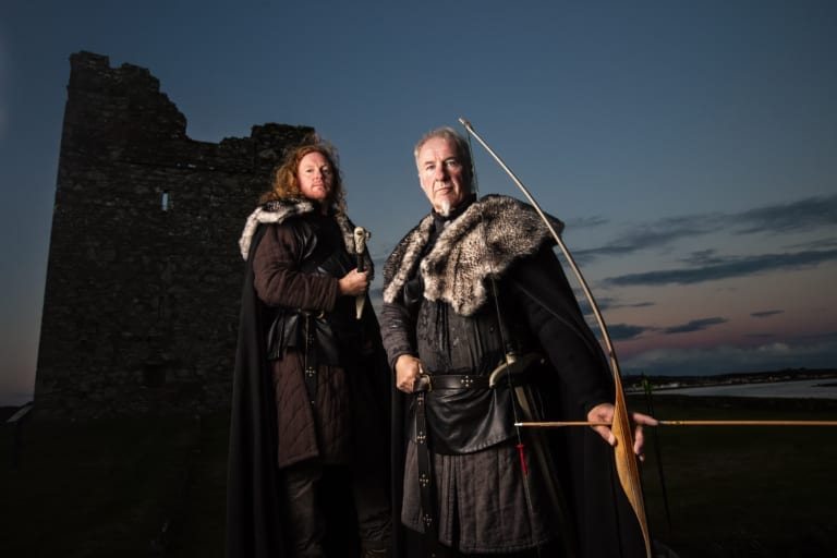 Game of Thrones Experience at Audleys Castle