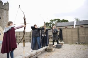 Game of Thrones Tours Winterfell Incentive Group