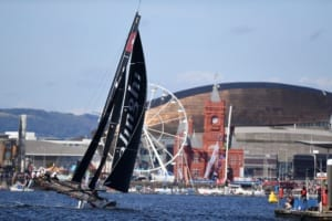 Extreme Sailing Series, Cardiff Bay South Wales