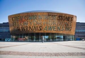 Wales Millennium Centre Cardiff Bay, Conference Venue
