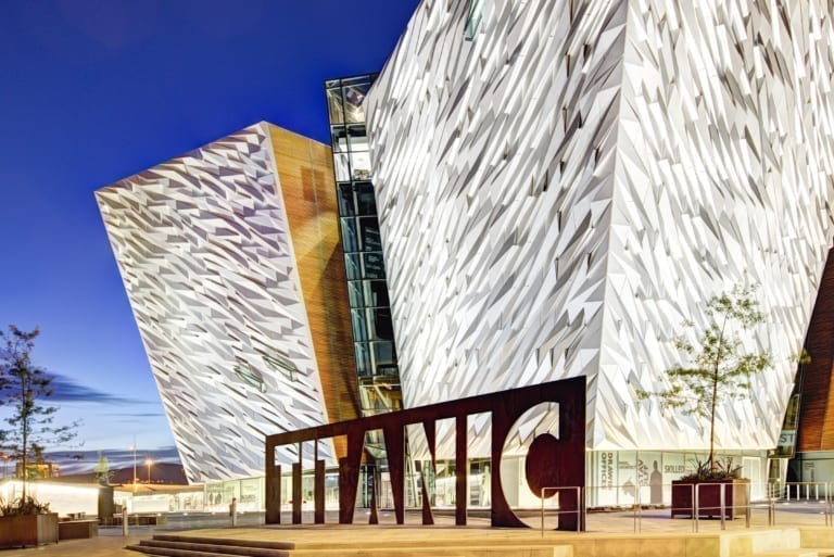 Titanic Belfast, Conference or Dinner Venue