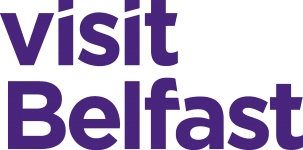 Visit Belfast logo